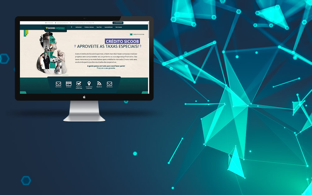 Website Institucional